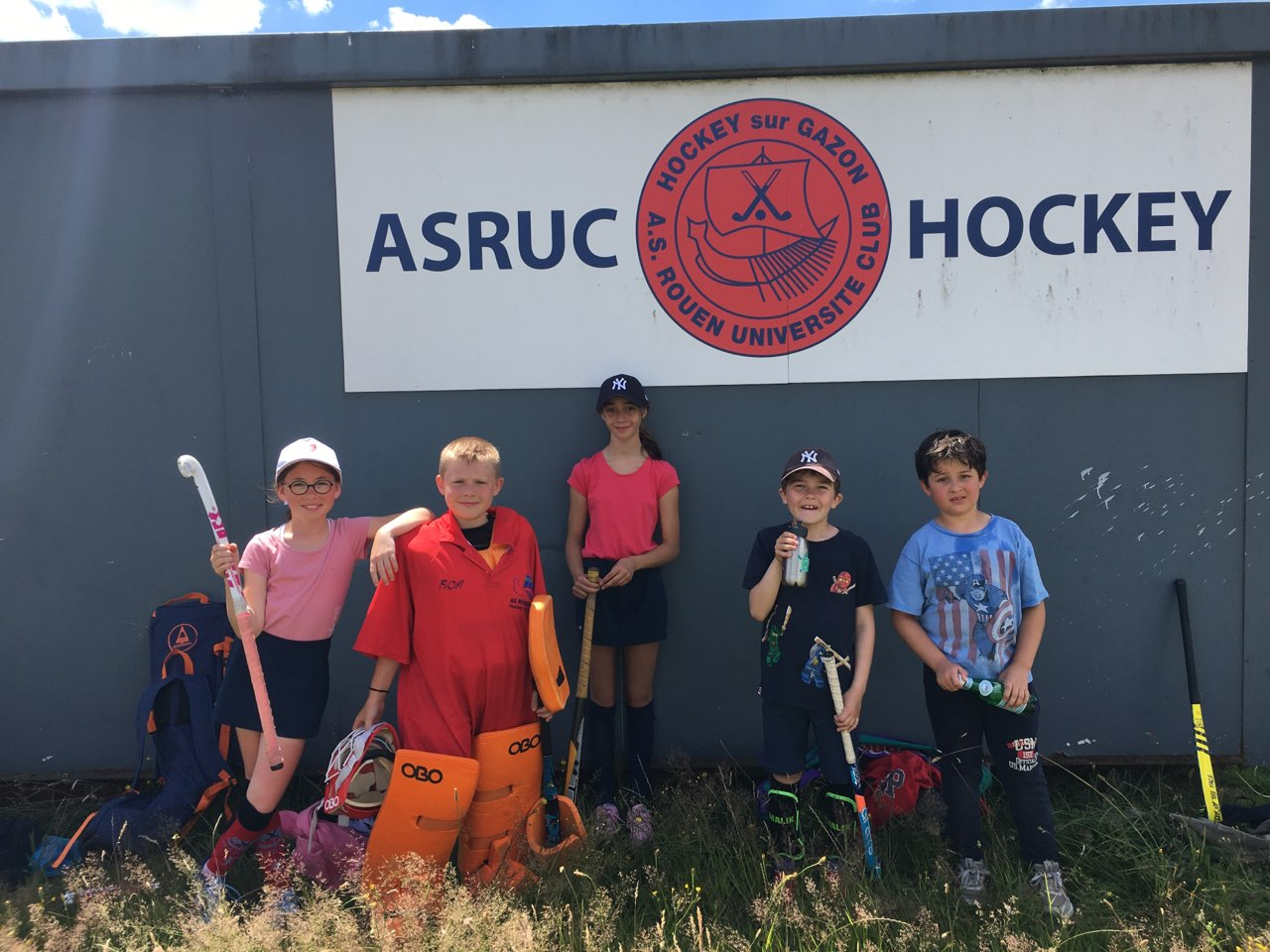 L'ASRUC Hockey sur gazon