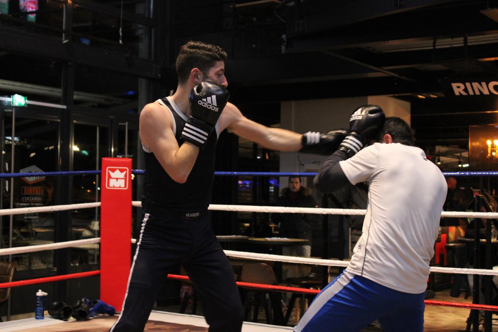 L'ASRUC Savate boxe française